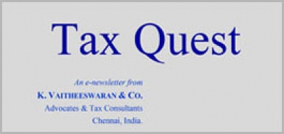 Tax Quest - September 2015 - Issue No: 1